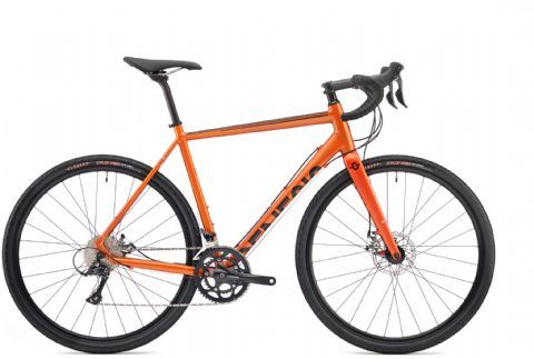 Genesis CDA 20 Adventure Bike Orange 2018